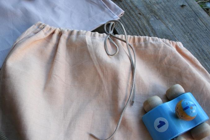 pantalone pesco